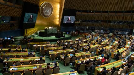 Revés a EEUU: ONU avala credenciales de diplomáticos de Venezuela