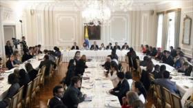 Corrupción en Honduras. Paro en Colombia. Johnson afronta retos