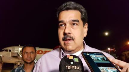 Nicolás Maduro llega a Cuba para asistir a la cumbre ALBA-TCP