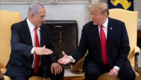 Trump interpreta las leyes de EEUU a favor de Israel
