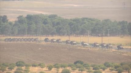Turquía crea puntos militares en el norte de Siria
