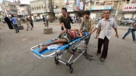 Yemen: Riad asesina a 175 civiles en Al-Hudayda, pese a la tregua
