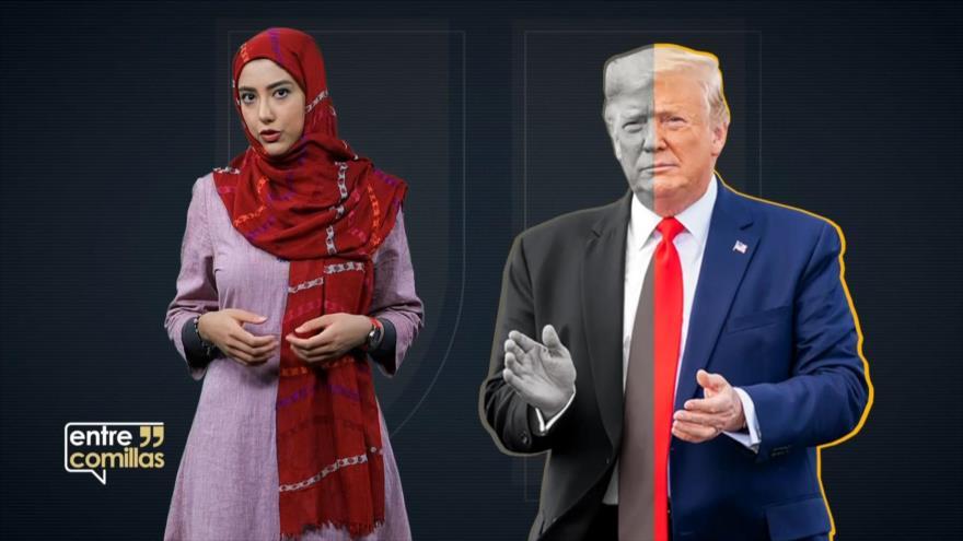 Entre Comillas: Trump y el juego del engaño