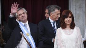 Mayores retos de Fernández: crisis económica y deuda al FMI