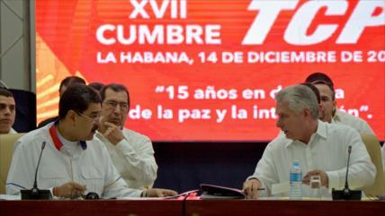 ALBA condena 'política agresiva' de EEUU contra Latinoamérica