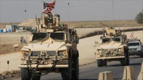 EEUU envía un amplio convoy militar al noreste de Siria