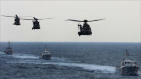 Turquía expulsa una nave israelí de aguas del Mediterráneo