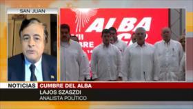 Szaszdi: Cooperación estratégica con Rusia y China afianzará ALBA