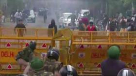 Represión en La India. Cumbre de ALBA. Protestas en Chile