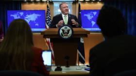 EEUU amenaza a Irán por ataques a sus bases militares en Irak