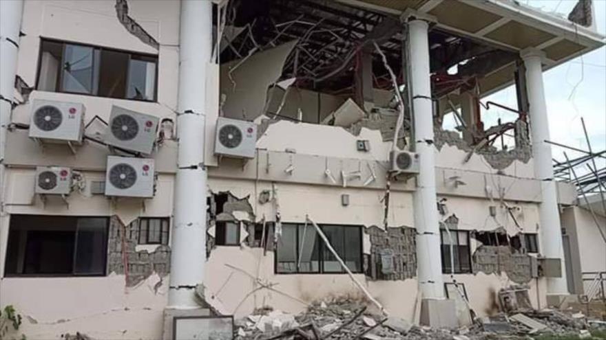 Vídeo: Fuerte terremoto de 6,8 sacude el sur de Filipinas
