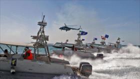 Comandante: Irán tiene derecho a vigilar naves en el Golfo Pérsico