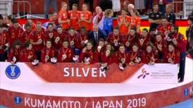 Países Bajos vence a España y gana Mundial femenino de balonmano