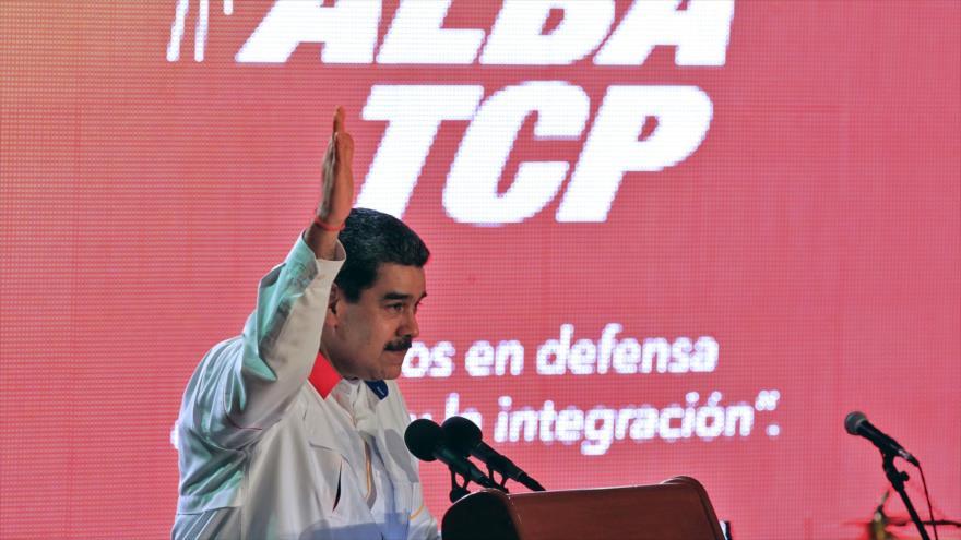 'Venezuela desmantela complot desestabilizador urdido por EEUU'