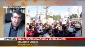 Luque: Ley de ciudadanía india busca limpieza étnica musulmana