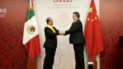 México y China avanzan sobre facilitación comercial e inversión