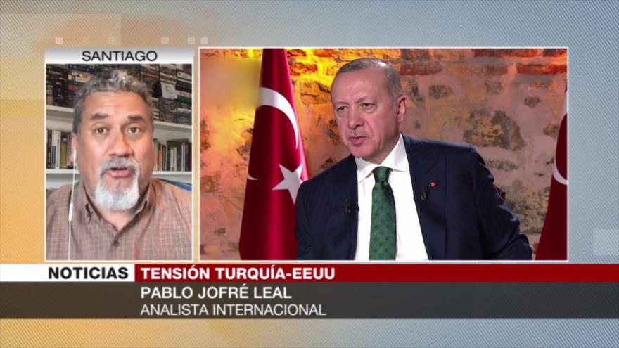 Jofré Leal: Compra de S-400 es una decisión soberana de Turquía