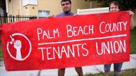 Corporaciones en EEUU expulsan a familias de sus hogares