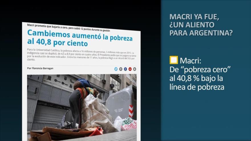 PoliMedios: Macri ya fue, ¿un aliento para Argentina?
