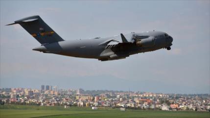 Aviones militares de EEUU abandonan base de Incirlik en Turquía