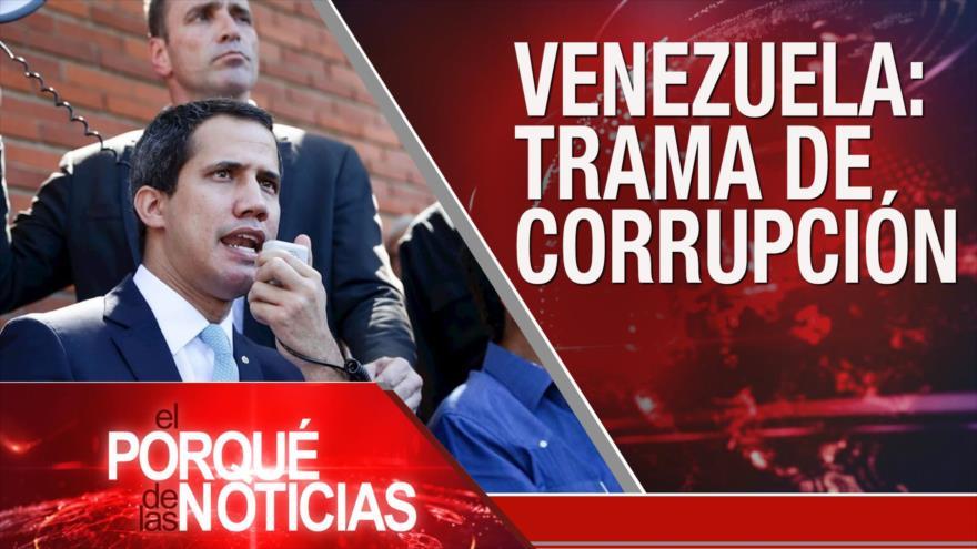 El Porqué de las Noticias: Impeachment a Trump. La derecha en Venezuela. La huelga en Francia
