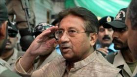 Justicia paquistaní condena a muerte a Musharraf por alta traición