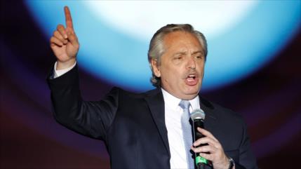 Gobierno de Fernández presenta ley de 'emergencia económica'