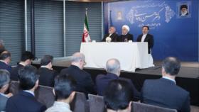 Rohani: EEUU no tiene más remedio que cambiar su postura hacia Irán