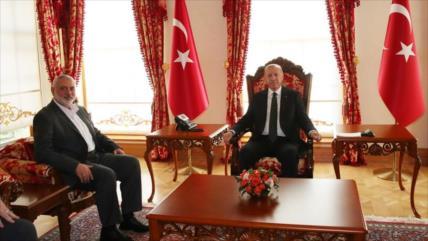 Turquía deja a HAMAS planear ataques desde Estambul contra Israel