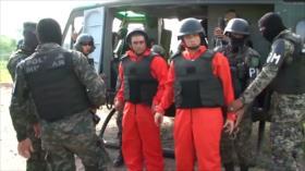 Militares toman manejo de las cárceles en Honduras