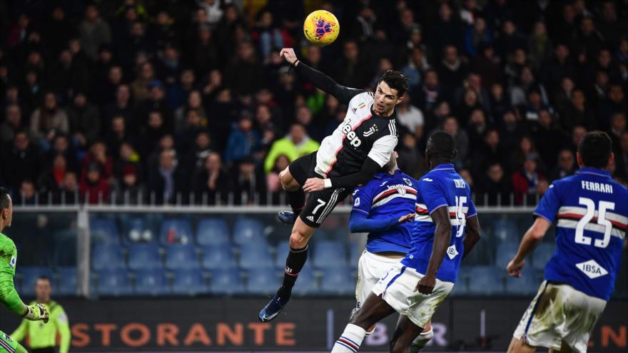 Vídeo: Cristiano Ronaldo marca un golazo 'imposible' para Juventus | HISPANTV