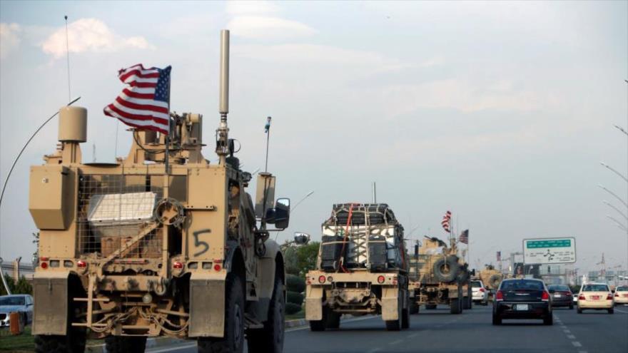 Tropas de EEUU regresan a seis de sus bases en Siria por el crudo | HISPANTV