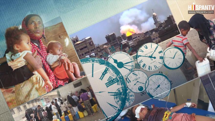 10 minutos: Crisis de agua en Yemen