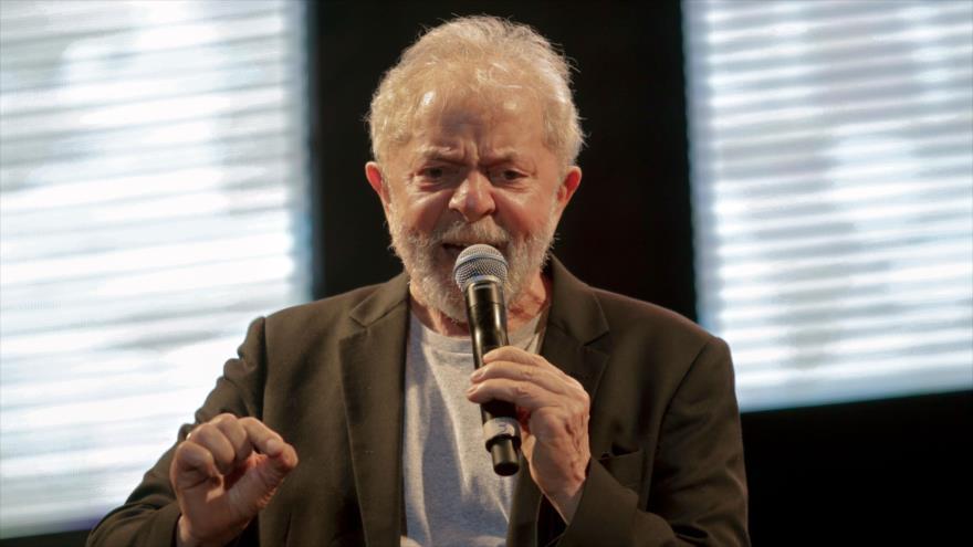"""Lula compara el Gobierno de Bolsonaro con el de """"la Alemania nazi""""   HISPANTV"""