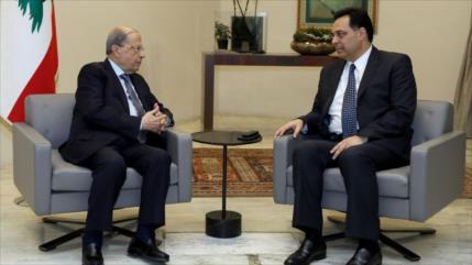 Hasan Diab, designado como nuevo primer ministro de El Líbano