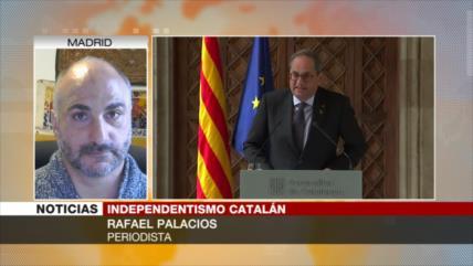 Palacios: Condena de Torra dificultará a Sánchez formar gobierno