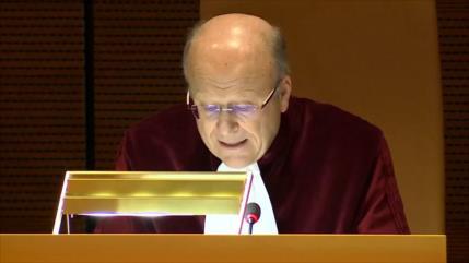 Justicia europea: Oriol Junqueras tenía que haber sido eurodiputado