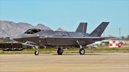Militares polacos se oponen a la compra de F-35 de EEUU
