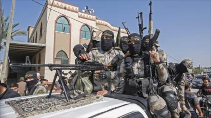 Yihad Islámica y HAMAS acuerdan responder juntos agresión israelí