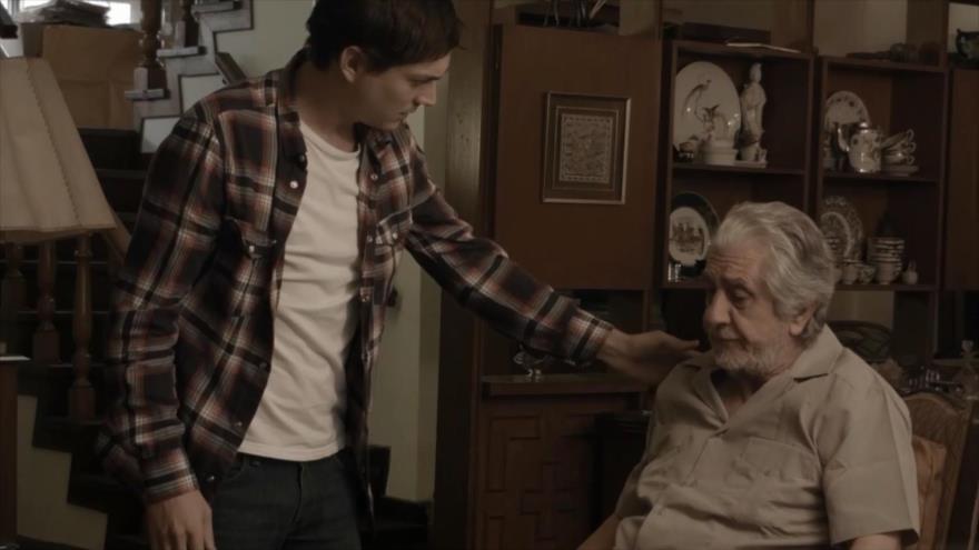 """Blanco: Cortometraje peruano """"Nonno"""", dirigido por Alejandro Cook"""