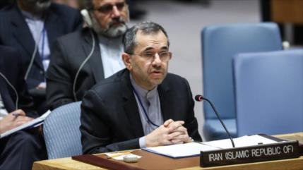 Irán dice que cuenta con opciones ilimitadas ante presiones de EEUU