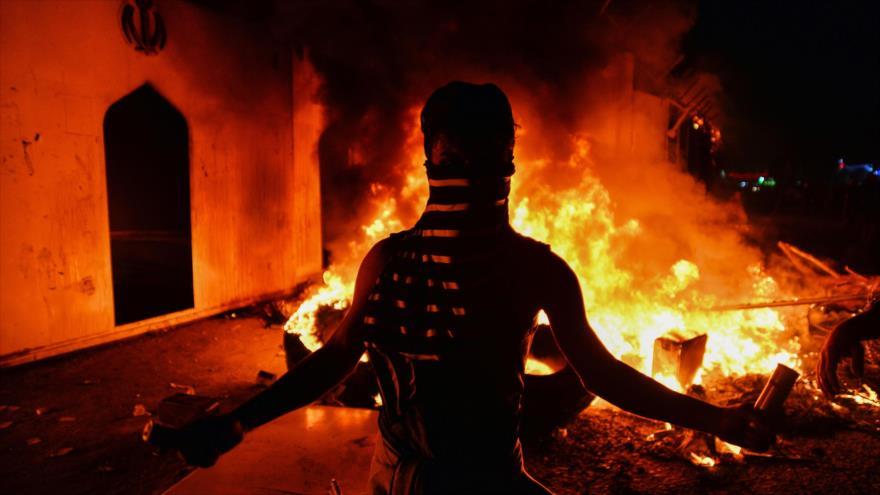 Irak: El Mossad y la CIA están detrás de la violencia en el país   HISPANTV