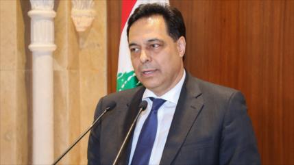 Nuevo premier libanés promete satisfacer las demandas del pueblo