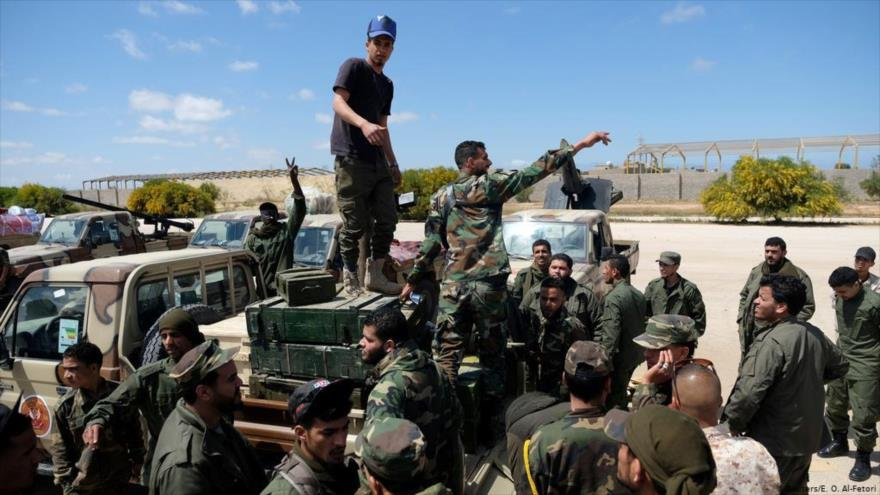 Haftar urge a rivales a abandonar Trípoli y Sirte en 72 horas | HISPANTV