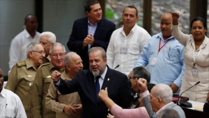 Parlamento de Cuba elige a Miguel Marrero como primer ministro