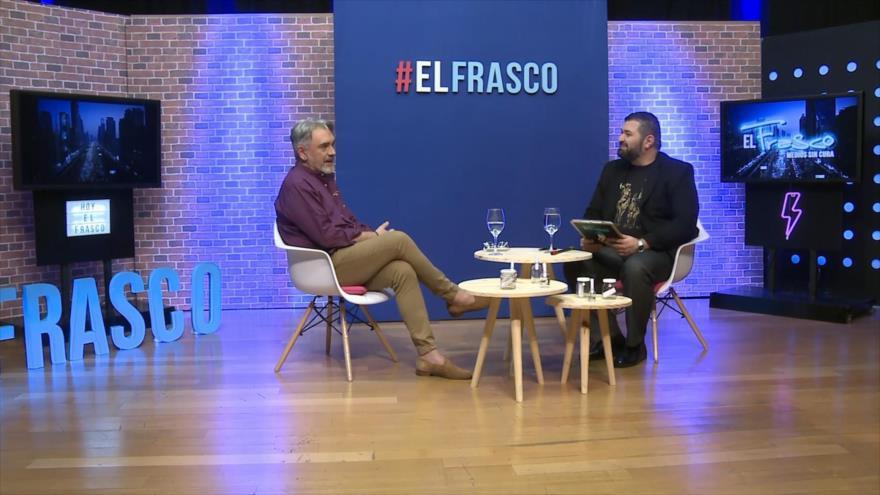 """El Frasco, medios sin cura: Censurando por la """"libertad"""""""