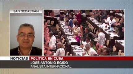 Egido: Revolución Cubana, ejemplo de democracia participativa