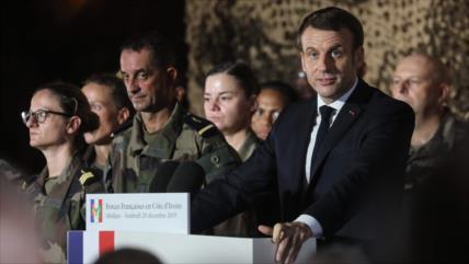 Francia impulsará su fuerza militar en África, ¿ante Rusia y China?