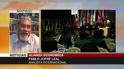 Jofré Leal: Dólar funciona como arma de domino del imperialismo
