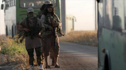 Rusia: Terroristas preparan ataque con gas de cloro en Idlib
